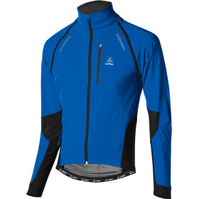 Löffler San Remo Windstopper Softshell Bike Zip-Off Jacket Men, curacao